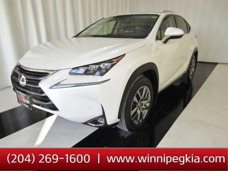 2015 Lexus NX 200t NX 200T *No Accidents!* #15LN32085