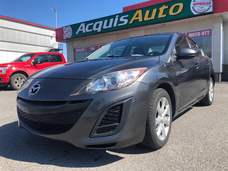 Mazda Mazda3 2011 GX #MD1633