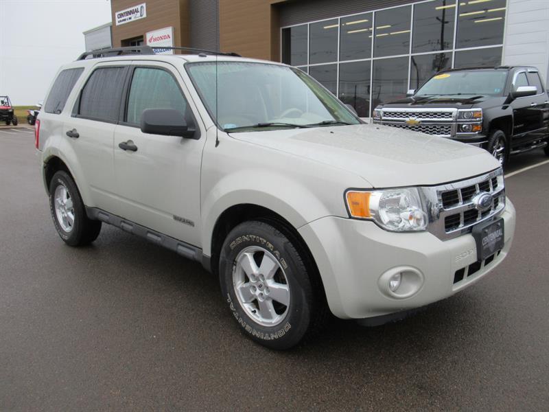 2008 Ford Escape 4WD | XLT #U754