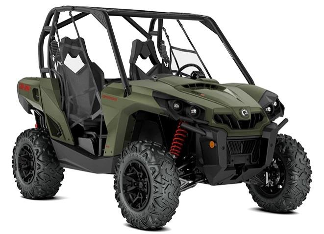 BOMBARDIER CAN-AM COMMANDER 1000 DPS 2019