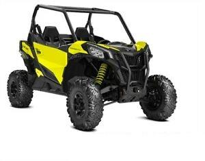 BOMBARDIER CAN-AM MAVERICK TRAIL DPS 1000 2019
