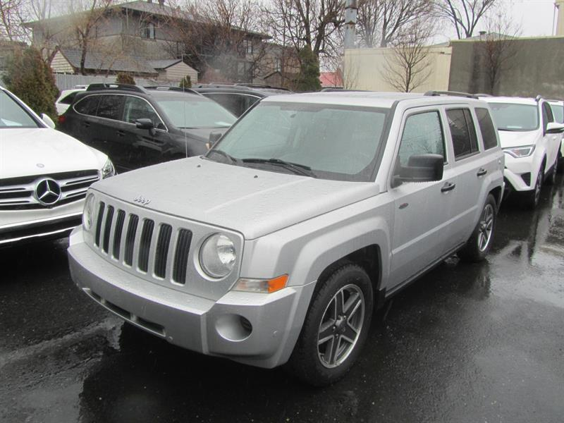 Jeep Patriot 2009 4WD 4dr NORTH EDITION 4X4 #4445