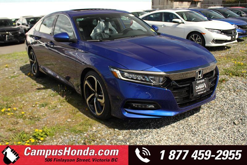 2019 Honda Accord Sport 1.5T #19-0525
