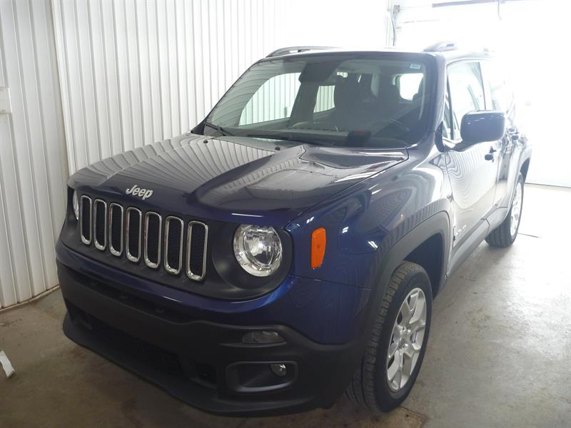 Jeep Renegade 2016 4WD 4dr North #76879A