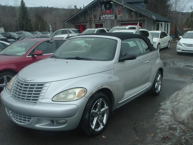 Chrysler PT Cruiser 2005 gt #7414