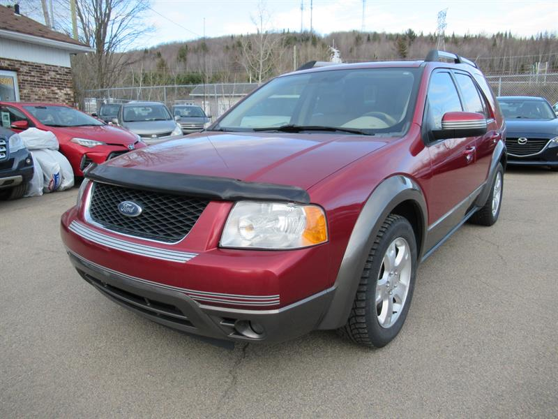Ford Freestyle 2007 SEL #19-144