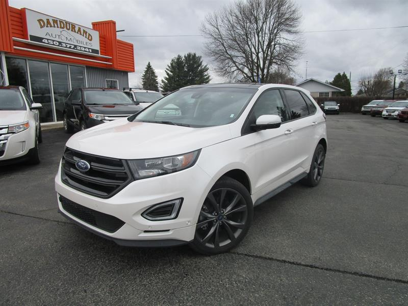Ford EDGE 2018 Sport AWD #2497