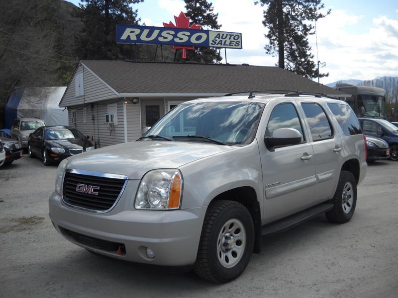2007 GMC Yukon SLT, 4DR 4X4 #A8034