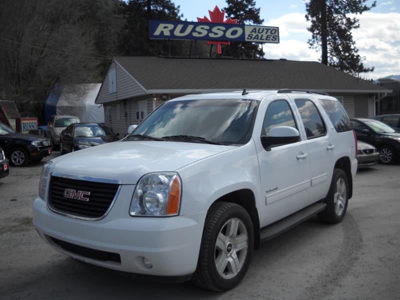 2011 GMC Yukon SLT, 4X4....SOLD.... #3397