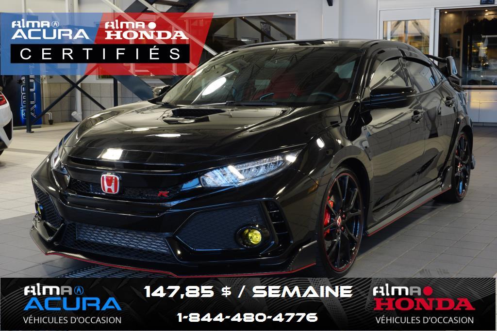Honda Civic Hatchback 2017 Type R ** GARANTIE 8ANS/200,000KM VALEUR 3000$ ** #18219A