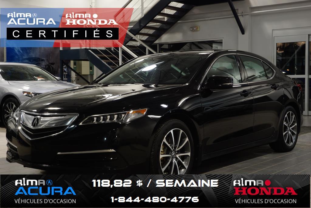 Acura TLX 2017 V6 SH-AWD - TECHNOLOGIE - CERTIFIÉ #C952