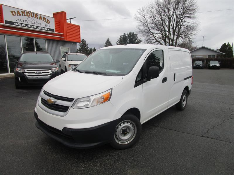 Chevrolet City Express Cargo Van 2015 FWD 115 LT #2489