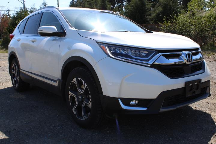2018 Honda CR-V Touring AWD #11865A