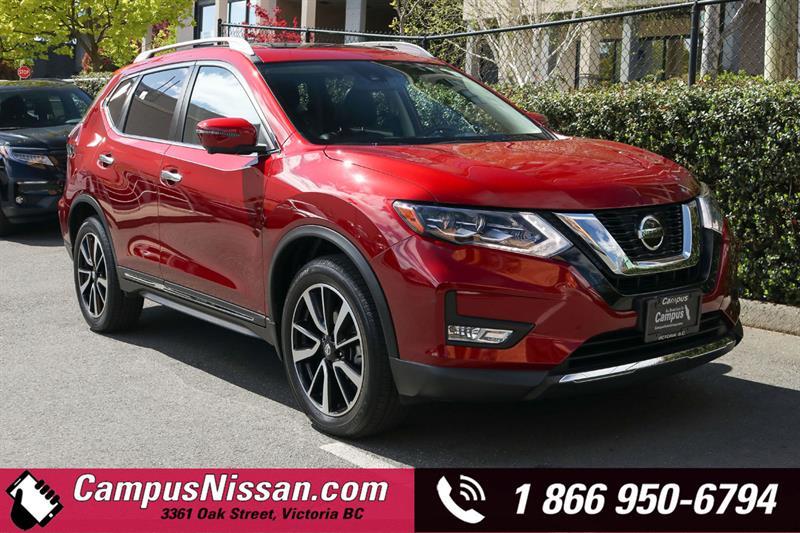 2018 Nissan Rogue | SL | AWD w/ Leather Interior #JN3233