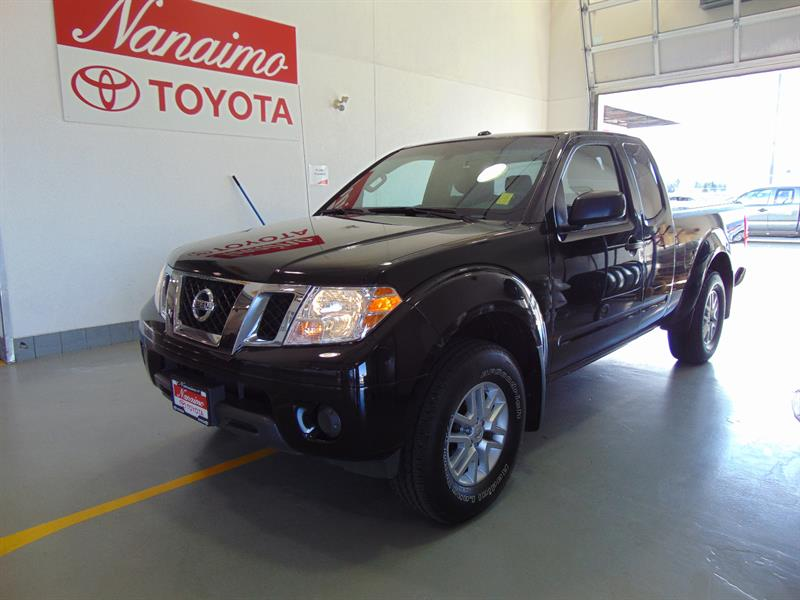 2015 Nissan Frontier 4WD King Cab SV #20849A