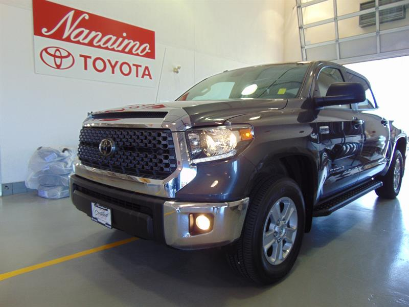 2018 Toyota Tundra 4x4 Crewmax Sr5 Plus 5 7l Used For Sale