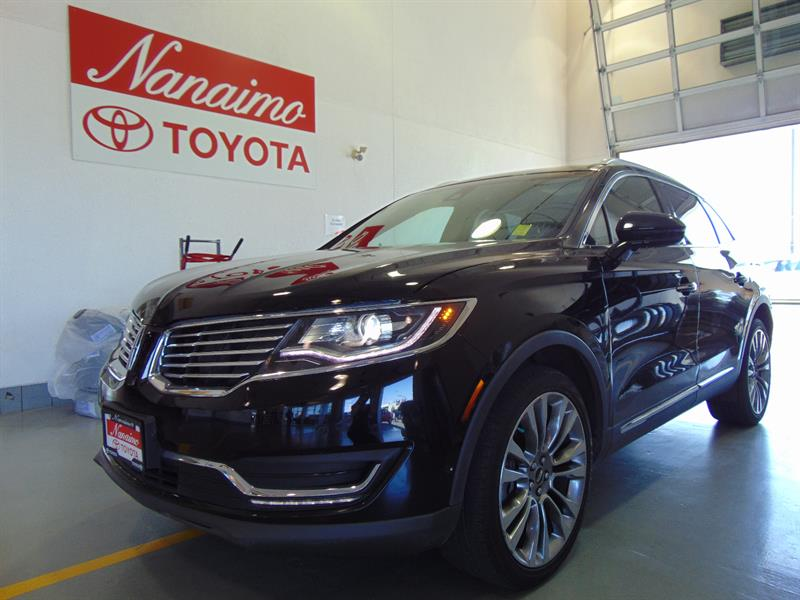 2016 Lincoln MKX AWD Reserve #20954AX