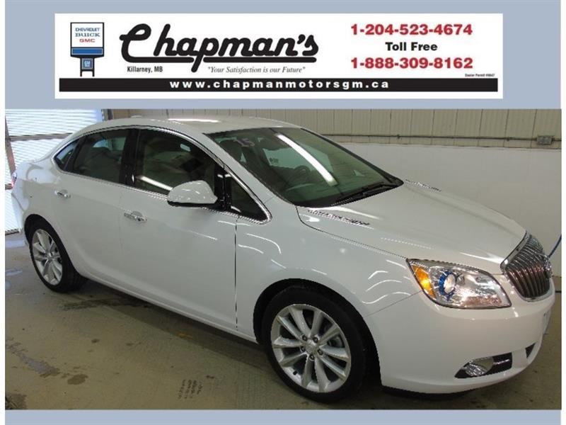 2015 Buick Verano Leather, Bose Sound System, Bluetooth #K-010A