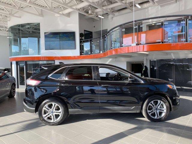 2018 Ford EDGE Titanium #18FE33952T