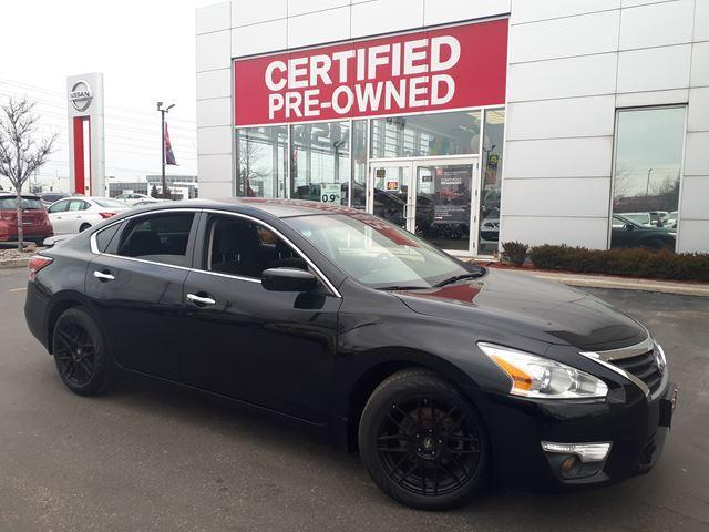 2015 Nissan Altima 2.5 SV SPORTS PACKAGE INSTALLE #A6298A