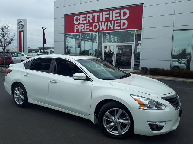2014 Nissan Altima 2.5 SL FULLY LOADED,LEATHER,NA #P1788