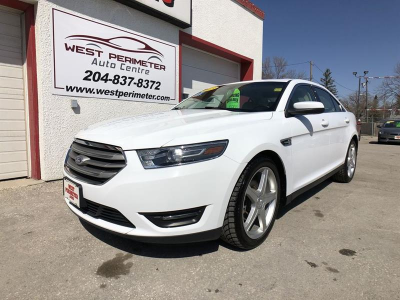 2015 Ford Taurus SEL Leather NAV, Bluetooth, Winter&Summer tires #5364