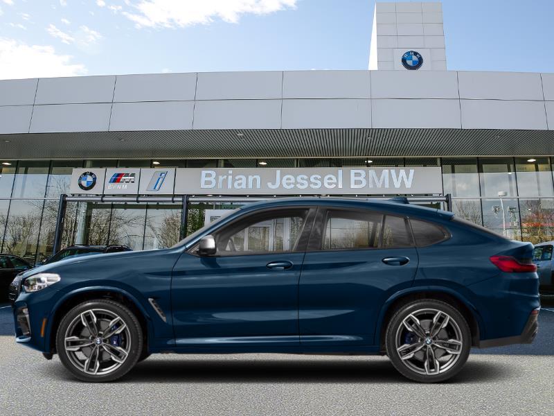 2019 BMW X4 M40i Sports Activity #3519RX102014437