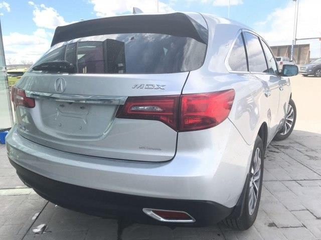 Acura MDX 5