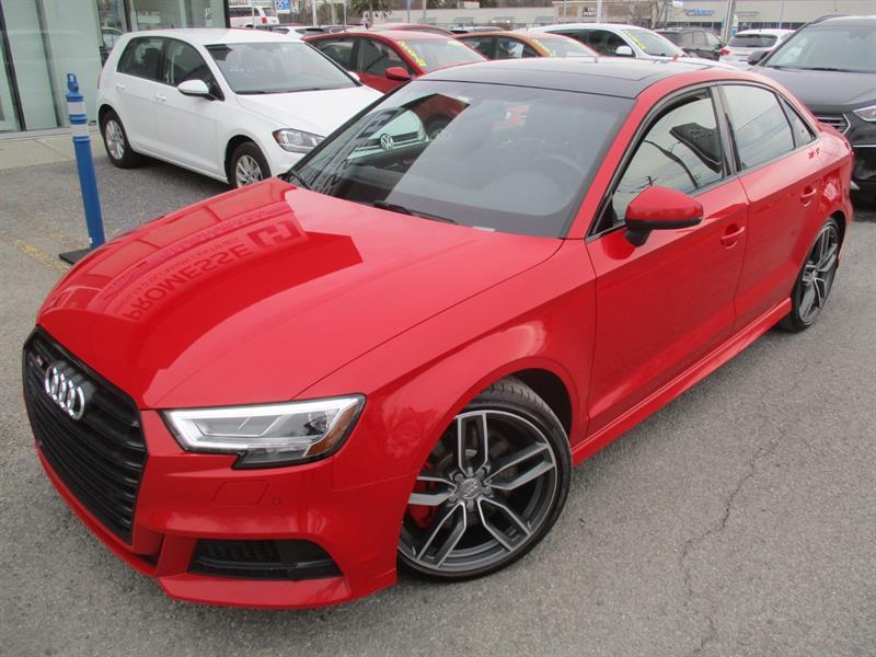Audi S3 2017 QUATTRO 2.0TURBO AWD PROGRESSIV #E-0336