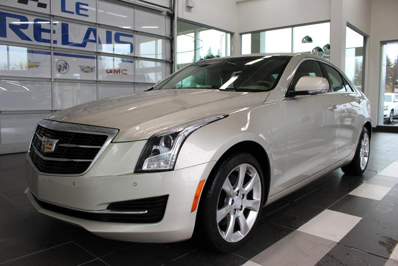 Cadillac ATS Sedan 2015 4dr Sdn 2.0L Luxury AWD #92145