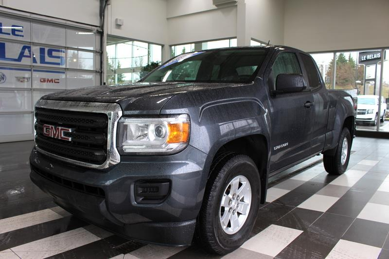 GMC Canyon 2016 4WD Ext Cab 128.3 #G926006A