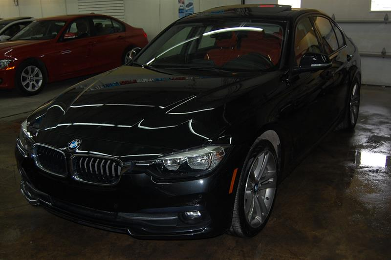 BMW 3 Series 2016 4dr Sdn 320i xDrive AWD South Africa