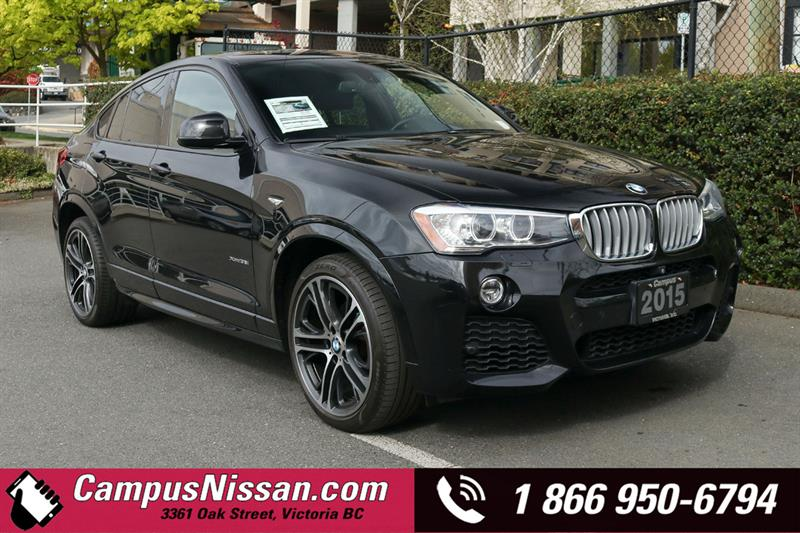 2015 BMW X4 | xDrive35i | AWD w/ Navigation #8-U499A