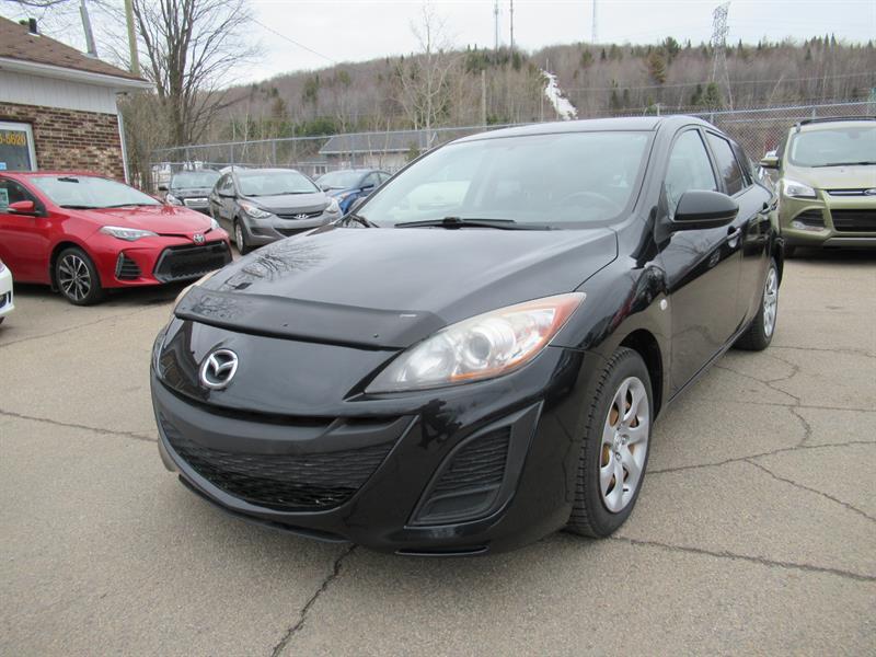 Mazda Mazda3 2010 GX Sport #19-001