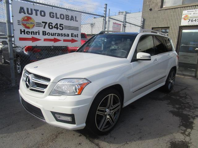 Mercedes-Benz GLK-Class 2012 4MATIC GLK 350 Mags, Toit Panoramique, Cuir #19-595