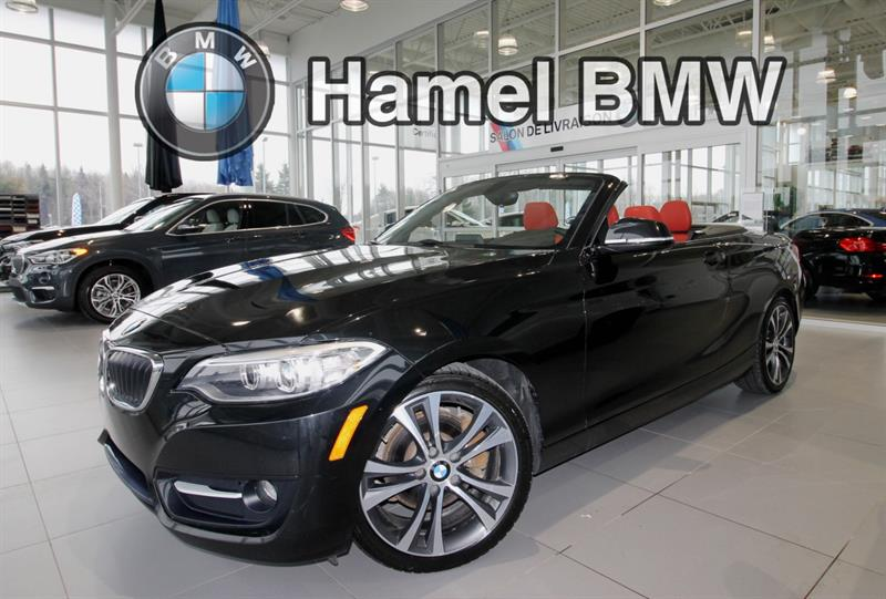 2015 BMW 2 Series 2dr Conv 228i xDrive AWD #u19-081