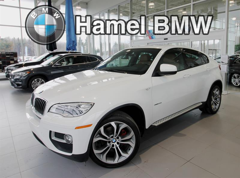 BMW X6 2013 AWD 4dr 35i #u19-079