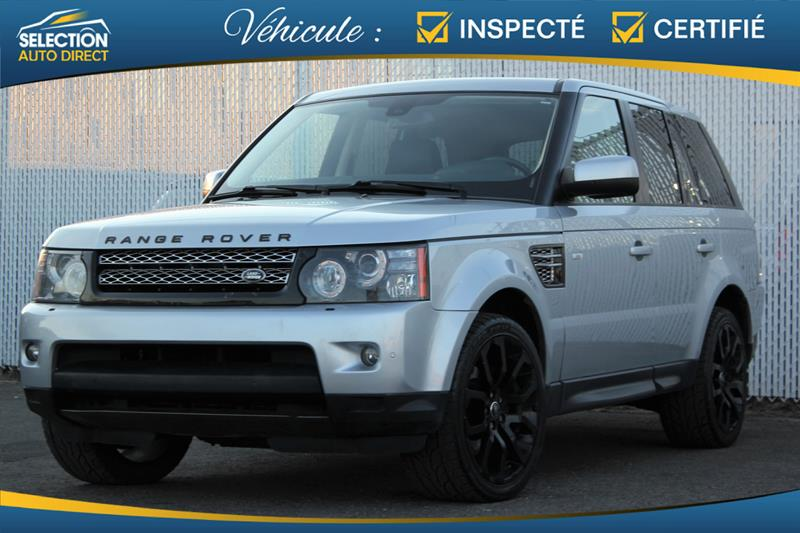 Land Rover Range Rover Sport 2013 HSE LUX #S786174