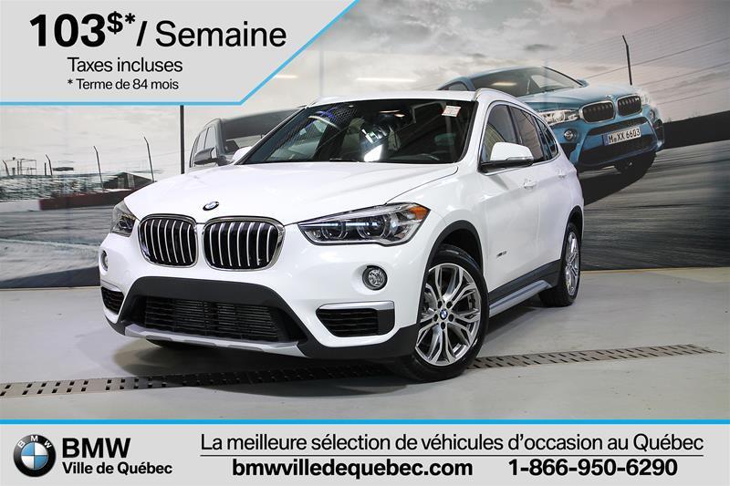 BMW X1 2016 xDrive28i #U4760