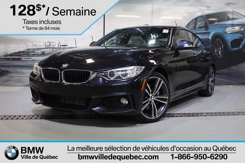 BMW 435i 2016 xDrive Gran Coupe #U4854