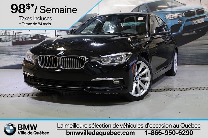 BMW 328I 2016 xDrive Sedan (8E37) #U4898