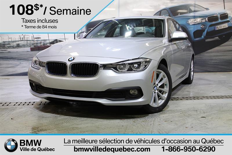 BMW 320I 2017 xDrive Sedan #U5090