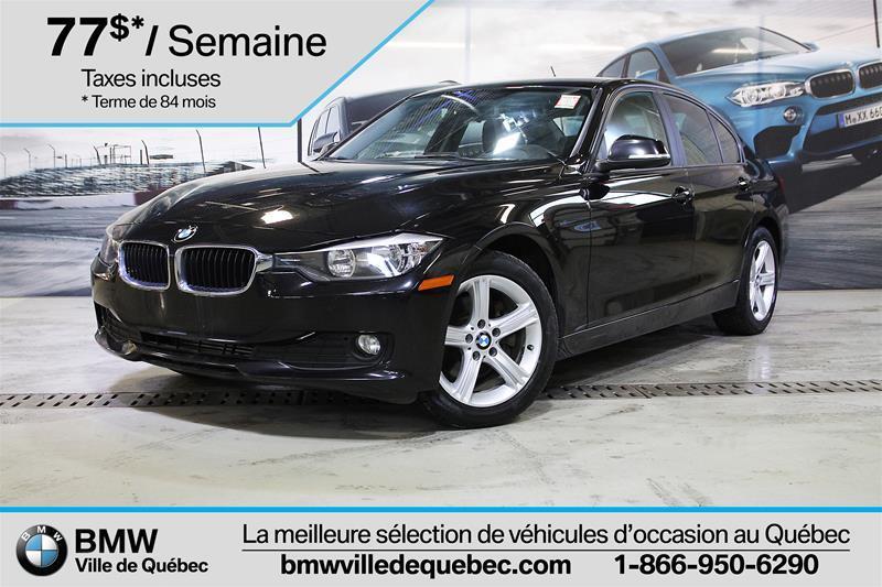 BMW 320I 2015 xDrive Sedan #U5193