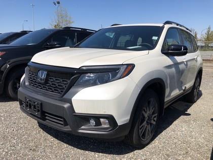2019 Honda Passport EX-L #Y1224