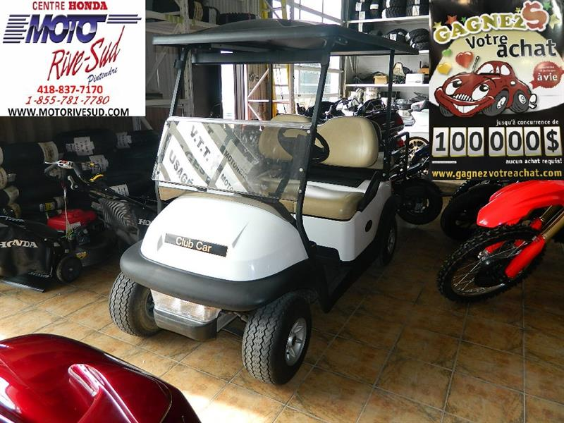 Club Car 4 Places 2014