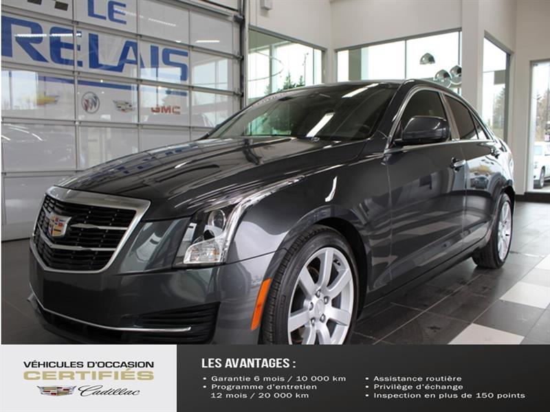 Cadillac ATS Sedan 2015 4dr Sdn 2.5L Standard RWD #92928
