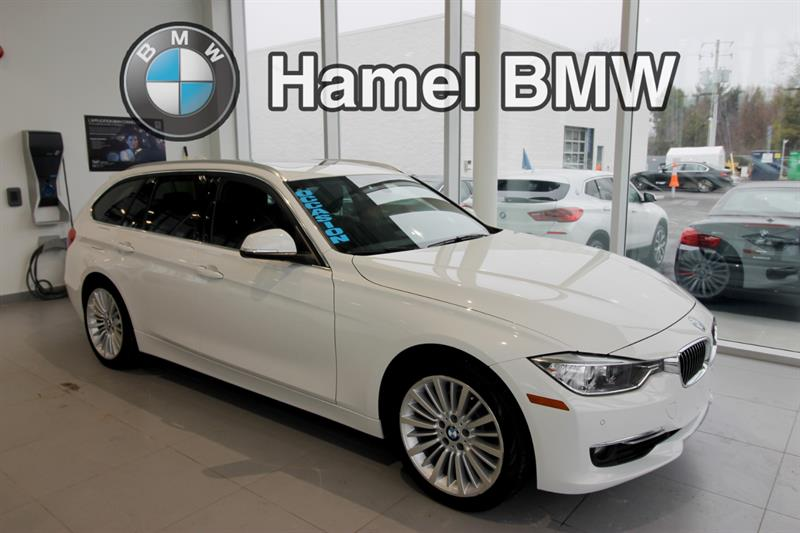 BMW 3 Series 2015 4dr Touring Wgn 328i xDrive AWD #U19-071