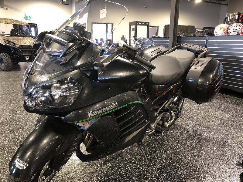 2018 Kawasaki Concours 14