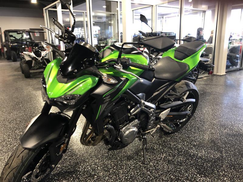 Kawasaki Z900ABS 2018