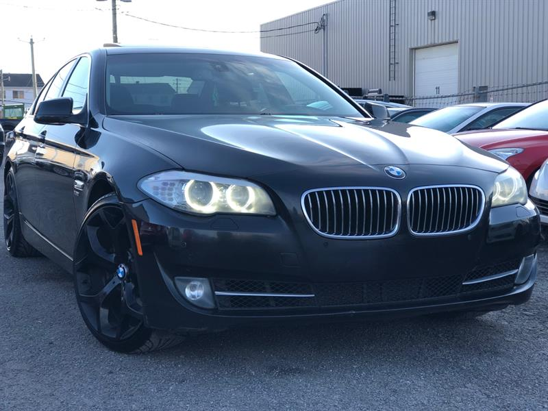 BMW 5 Series 2011 535i xDrive AWD #BC778143